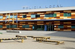 Local Police Station