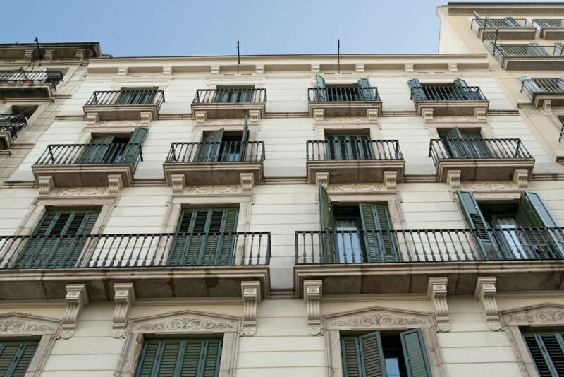 Renovation Historical Building – Barcelona