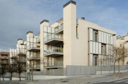 Apartments Building at Sant Cugat del Valles