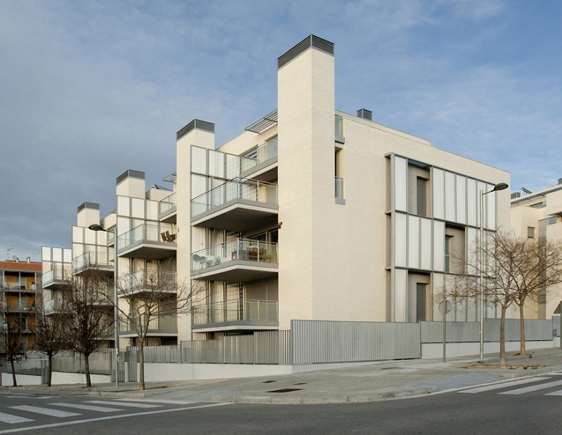 Apartments Building at Sant Cugat del Valles