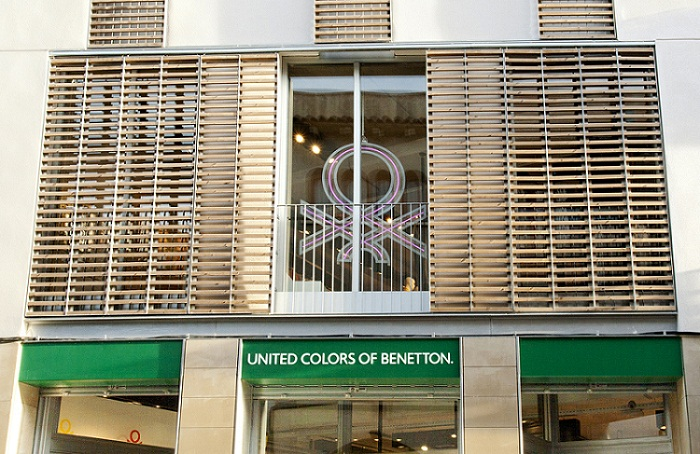 Tienda de United Colors of Benetton