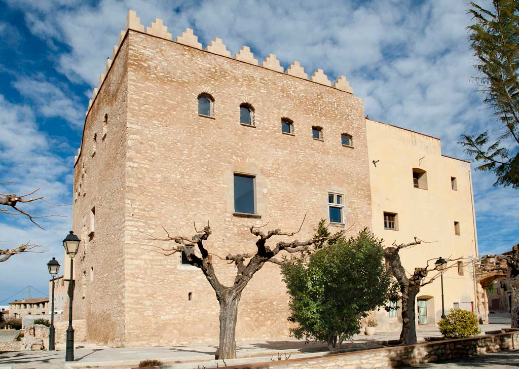 Renovation of the Medieval Castle of Rodonyà